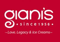 Gianis Ice Cream Franchise